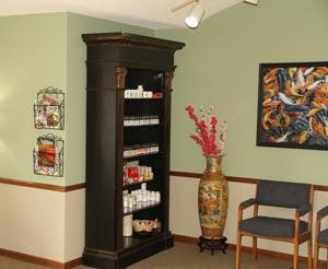 Chiropractic Waukesha WI Waiting Room